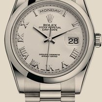 Rolex Day-Date  36 mm platinum