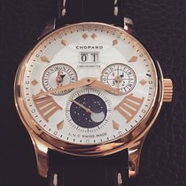 Chopard Luc,Limited edition ,Perpetual calendar,box papers,pin...