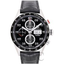 TAG Heuer Carrera Calibre 16 Day-Date Automatic Chronograph -...