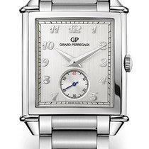 Girard Perregaux VINTAGE 1945 SMALL SECONDS Steel Bracelet...