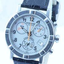 Raymond Weil Herren Uhr Quartz Chrono W1 39mm Stahl Rar...