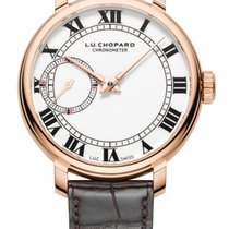 Chopard L.U.C 1963 18K Rose Gold Men's Watch