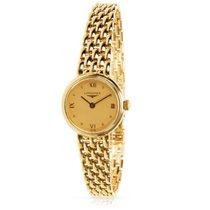 Longines Prestige L6. 107.6 Women's Watch in Yellow Gold