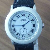Cartier Must Vermeil Ronde II revisioniert