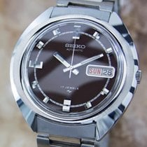 Seiko 7006 7119 Made in Japan 39mm Vintage Automatic Mens...