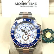 勞力士 (Rolex) Rolex 116681 YACHT MASTER II STEEL EVEROSE GOLD [NEW]