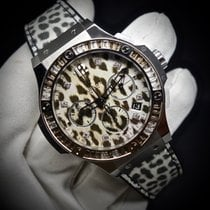Hublot Big Bang Lady in acciaio Leopard 41 mm L.E. 500 pieces