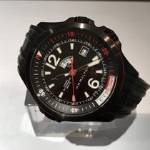 Hamilton Khaki Navy GMT Black PVD