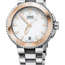 Ορίς (Oris) Diving Ladies Aquis Date