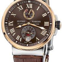 Ulysse Nardin Marine Chronometer Manufacture 43mm 1185-126/45
