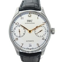 IWC Portugieser Automatic White S/S 42.3mm - IW500704