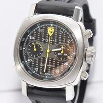 Panerai Scuderia Flyback Ferrari Uhr FER00014  Papiere Box  2012