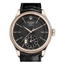 Rolex Eightday Cellini Dual Time 50525