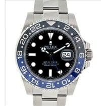 Rolex Gmt II 116710blnr Steel, 40mm