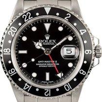 Rolex GMT Master II 16710 Black Bezel