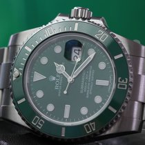 Rolex Submariner Date NEW Ref. 116610LV