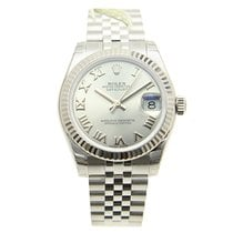 勞力士 (Rolex) Lady Datejust White Gold And Steel Gray Automatic...