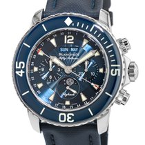Blancpain Fifty Fathoms Men's Watch 5066-1140-52B