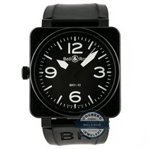 Bell & Ross Aviation BR01-92-Carbon BR01-92-SL