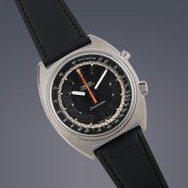 Omega Seamaster Chronostop manual chronograph watch