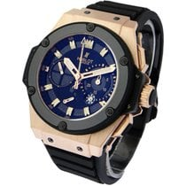Hublot 709.OM.1780.RX King Power Foudroyante Chronograph Rose...