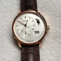 Glashütte Original Art & Technik PanoMaticLunar 1-90-02-45...