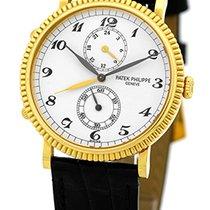 "Patek Philippe Gent's 18K Yellow Gold  # 5034 J ""Trave..."