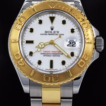 Rolex Yacht-master 16623 40mm Two Tone 18k Yellow Gold &...