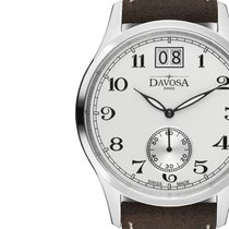 Davosa Swiss Heritage Big-date 16247816 Men Wrist Watch...
