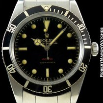 Rolex Submariner 6536 Steel Very Early 1955