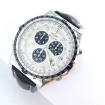 Breitling Jupiter Pilot Chronograph Herrenuhr Ref. A59028 Alarm