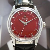Omega Bumper Automatic 17 Jewels Wristwatch