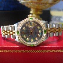 롤렉스 (Rolex) Oyster Perpetual Datejust Diamonds Mother Of Pearl...