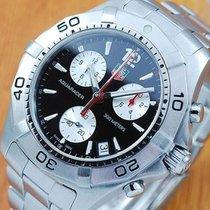 TAG Heuer Aquaracer Chronograph Ref. CAF1110 - Men's Watch