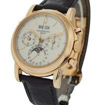 Patek Philippe 3970ER 3970r Perpetual Calendar Chronograph in...