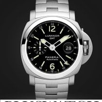 Panerai LUMINOR GMT AUTOMATIC ACCIAIO - 44MM PAM00297 PAM297 297