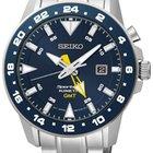 精工 (Seiko) SUN017P1 Sportura Kinetic GMT Herren m. Stahlband 100M