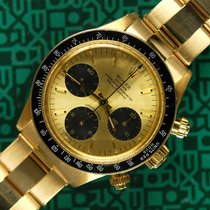 Rolex Daytona Cosmograph 6265/6263 18K plexi 1978