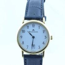 Μορίς Λακρουά (Maurice Lacroix) Damen Uhr 25mm Stahl Vergoldet...