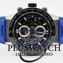 TAG Heuer Carrera Calibre Heuer 01 Automatic Chronograph Blue...