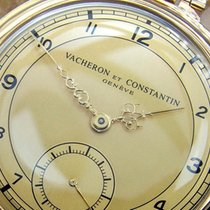 Vacheron Constantin 18k Solid Gold Antique Swiss Made Pocket...