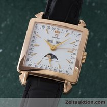Omega 18k (0,750) Rosé Gold Museum Cosmic Collection Automatik