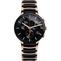 라도 (Rado) Rado Men's R30187172 Centrix Chronograph Watch