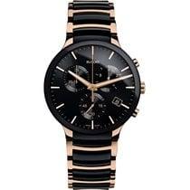 Rado Men's R30187172 Centrix Chronograph Watch