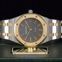 "Audemars Piguet Royal Oak ""Clou de Paris Dial""..."