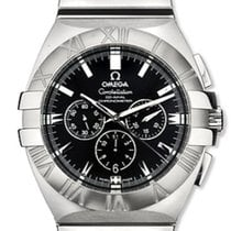 Omega 1514.51.00 Constellation Double Eagle Men's Steel...