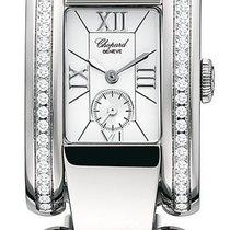 Chopard 418415 La Strada in Steel with Diamond Bezel - on...