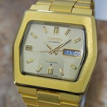Seiko DX Mens 1970 Reference 6106 Japanese Automatic Stainless...
