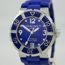 Chaumet Class One Steel Case Blue Dial