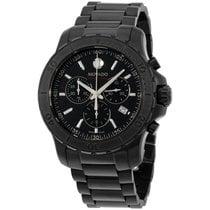 Movado Men's 2600119  Series 800 Black Watch